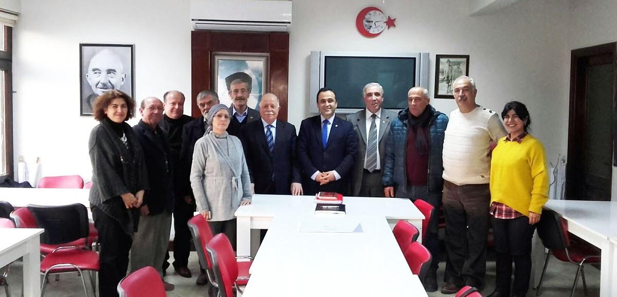 CHP Şile, Bülent Ecevit'i andı!