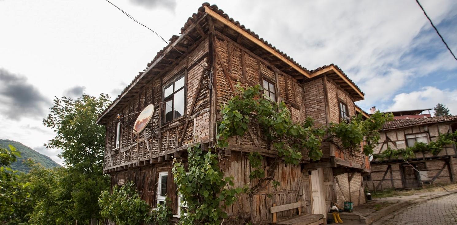 Şile Tarihi Ahşap evleri