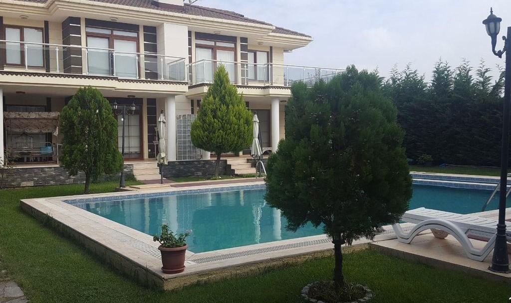 Şile'de villalara ilgi arttı!