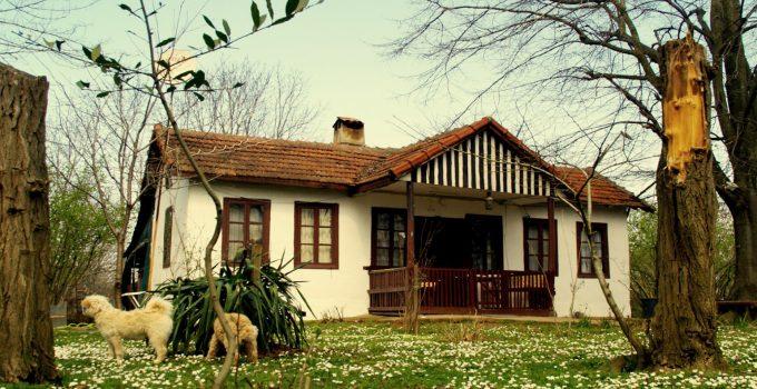 Şile'de köy evlerine yoğun talep var!