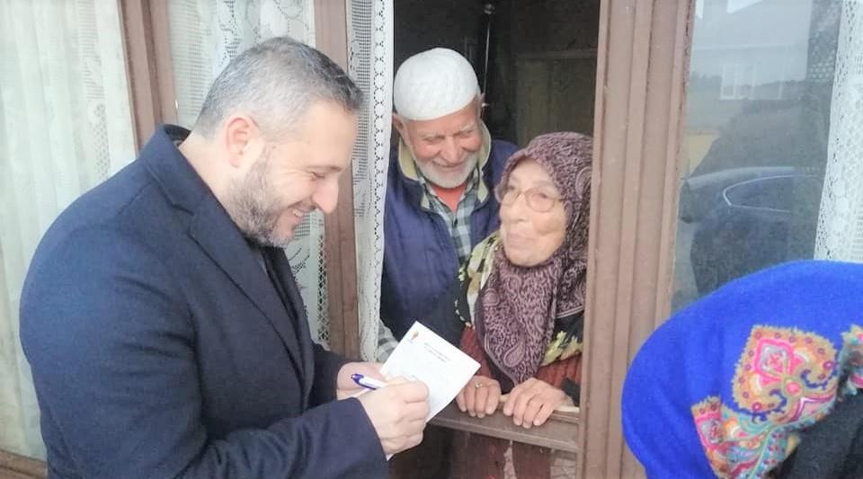 Mücadelesinde yılmayan bir gönül adamı: Erdoğan Akgül!