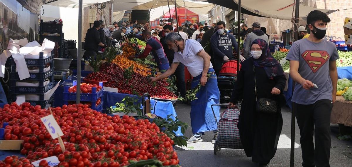 Şile'de alışveriş yoğunluğu yaşandı!