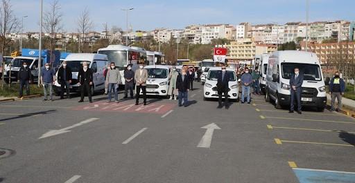 Şile'de gezmedik bir sokak bırakmayacaklar!