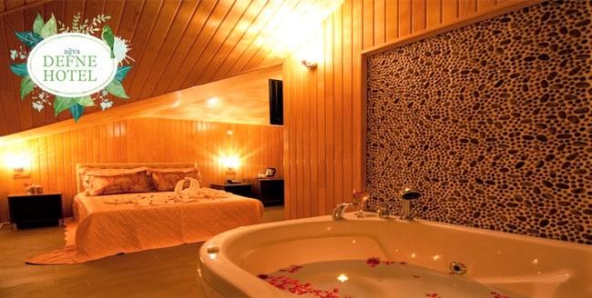 Ağva'da hijyen, konfor ve huzurun adresi: Defne Hotel!