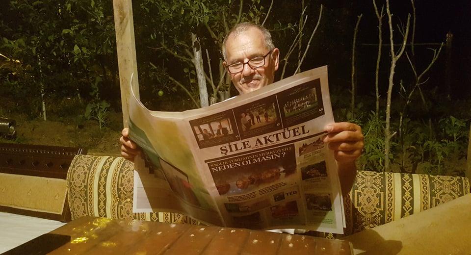 Şile Aktüel Gazetesi ilk sayısını çıkardı!