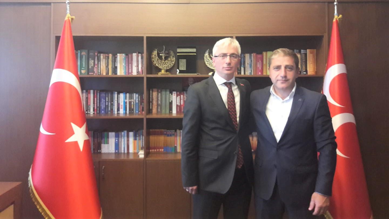 MHP Şile İlçe Başkanı Mustafa Pıçak kararını verdi!