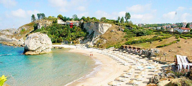Şile Belediyesi Âlâ Kadınlar Plajı'nı hizmete açtı