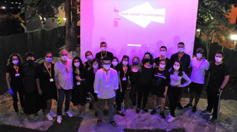 Sanat Platformu harekete geçti: Şile'de güzel şeyler oluyor!