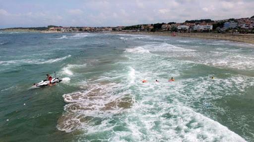 Şile'de denize girmek yasaklandı: Ciddi uyarılar var!