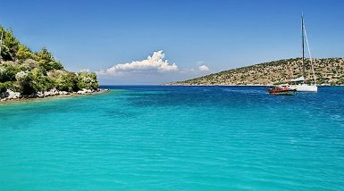 Burası Maldivler değil Şile Ağva!