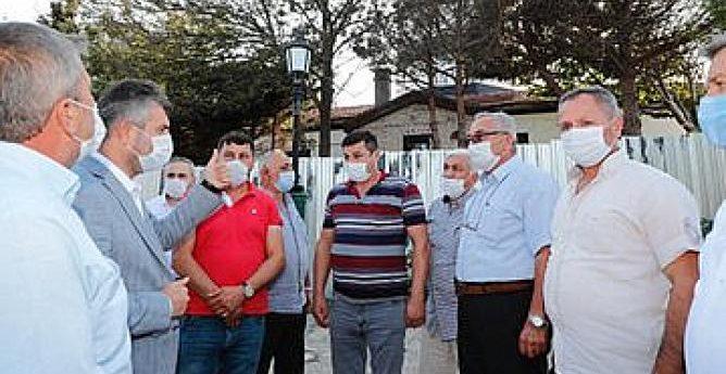 Gebzeli Muhtarlar'dan Şile Belediyesi çıkarması