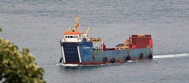Şile'deki sahipsiz gemi satışa çıkarılıyor!