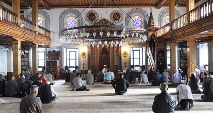 Şile'de 335 kişiye bir Cami düşüyor