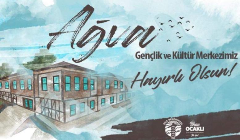 Ağva'ya Gençlik ve Kültür Merkezi müjdesi