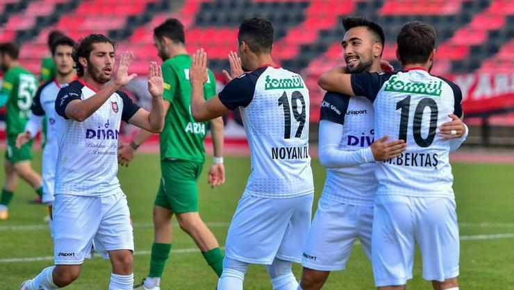 Şile Yıldızspor nazara geldi: 6-0