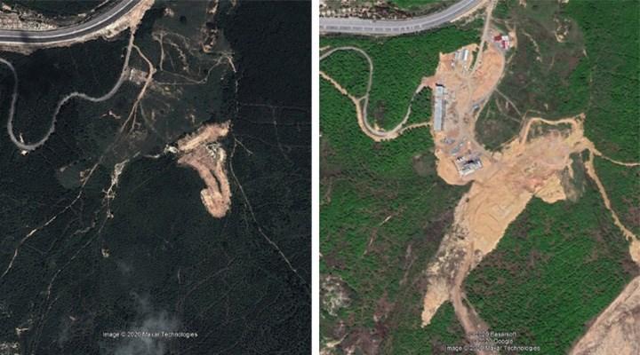 Şile'de ormanları korumak hepimizin görevi!