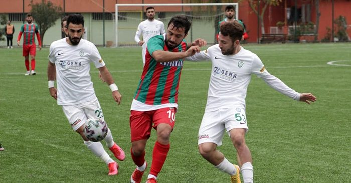 Şile Yıldızspor sahasında kayıp 2-0