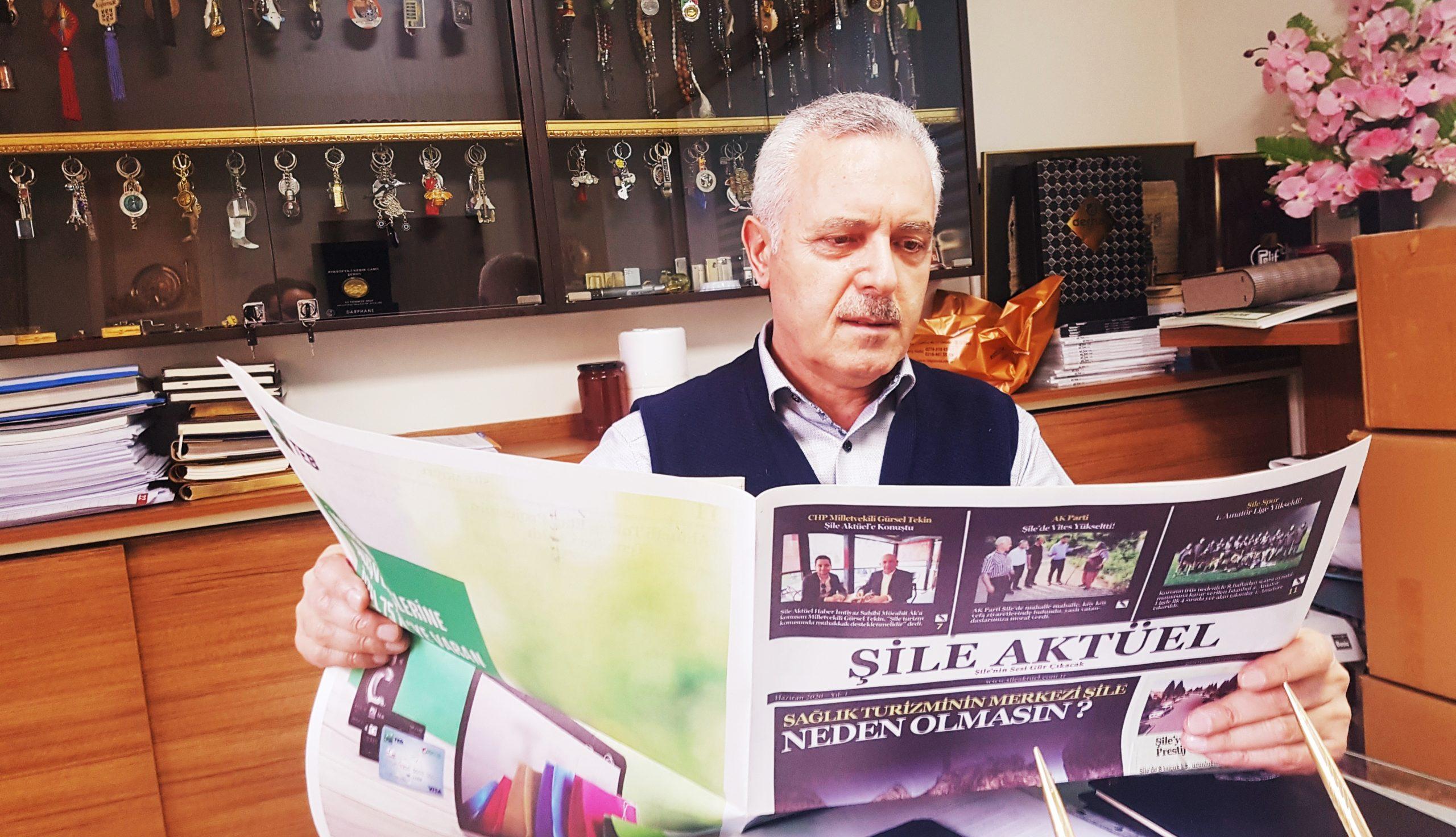 AK Parti İstanbul Milletvekili Mustafa Ataş: Şile bambaşka olacak!