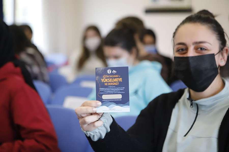 Şile Belediyesi'nden öğrencilere soru bankası