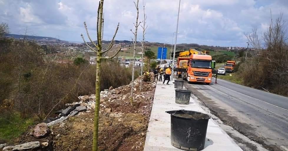 Çayırbaşı – Şile Sanayi Sitesi yolu tamamlandı
