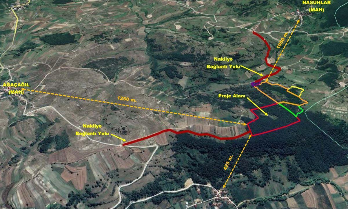 Ağva – Kandıra arasına kalker ocağı kuruluyor