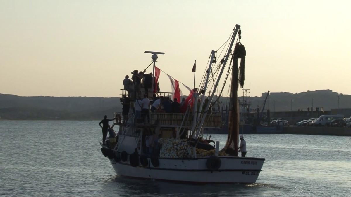 Şileli balıkçılarda av hareketliliği