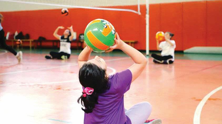 Şile'de spor akademisi kışa hazır